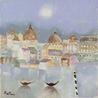 Work of Lido Bettarini  Venezia