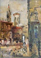 Work of Emanuele Cappello  Piazza Signoria,Firenze