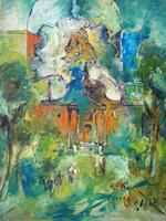 Work of Emanuele Cappello  Villa in stile neoclassico