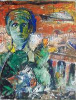 Work of Emanuele Cappello  Composizione figurativa