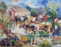 Work of Emanuele Cappello  Bestiame