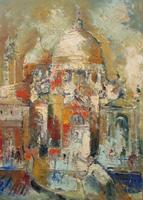 Work of Emanuele Cappello  Santa Maria della Salute