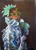 Work of Luigi Pignataro  Masquerade