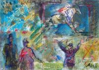 Work of Emanuele Cappello  Cavallo