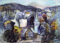 Work of Emanuele Cappello  Scorcio