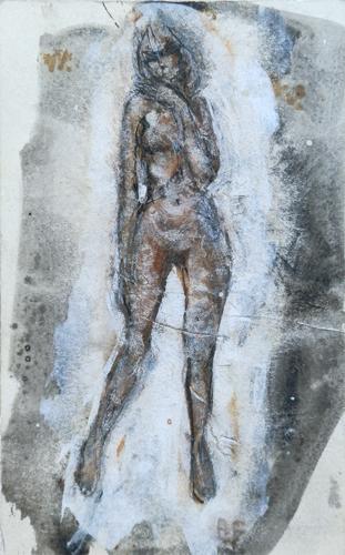 Beppe Fabbrini - Nudo