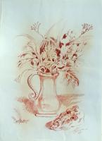 Work of Luigi Pignataro  Composizione floreale