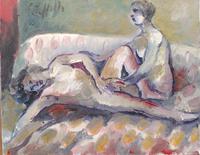 Work of Emanuele Cappello  Incontro Erotico