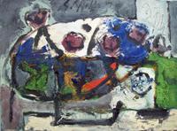 Work of Emanuele Cappello  Composizione