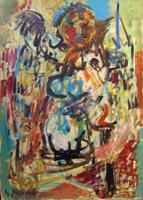 Work of Emanuele Cappello  Figura informale