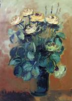 Work of Emanuele Cappello  Vaso di rose