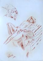 Work of Luigi Pignataro  Nudi onirici