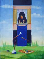 Work of Franco Lastraioli  Al di là del sogno