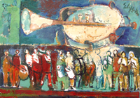 Work of Emanuele Cappello  Concerto