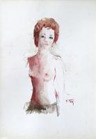 Gino Tili - Figura di donna