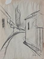 Work of Franco Lastraioli  Via San Leonardo (Firenze)