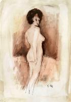 Work of Gino Tili  Femmina