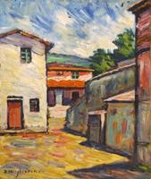 Work of Dino Migliorini  Casolare