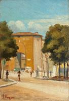 Porta Romana Fausto Magni