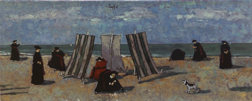 Nino Caffe' - Tende al mare