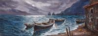 Mare di notte Rossella Baldino