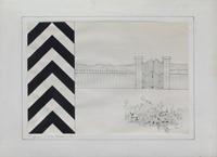 Work of Franco Lastraioli  A due passi dal giardino di Alice