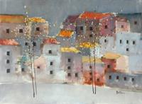 Work of Lido Bettarini  Inizio di primavera