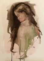 Work of Gino Tili  Ritratto