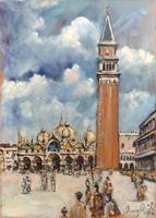 Duccio Arrighi - San Marco a Venezia