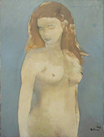 Work of Lido Bettarini  Nudo