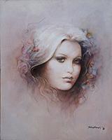 Sebastianelli - Volto in rosa