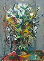 Vaso di fiori  Emanuele Cappello