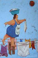 Lisandro Rota - Velleità di una casalinga