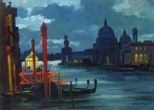 Renato Natali - Laguna (Venezia)