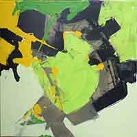 Work of Gaspare Canino - Gli alberi saggi sussurrano oil canvas