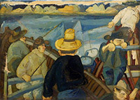 Beppe Serafini - I pescatori