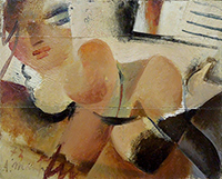 Alberto Manfredi - Nudo