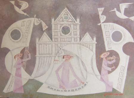 Adorno Bonciani - Concerto in S. Croce