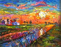 Ritorno verso l'arte spensierata - Mostra di Vanya Georgieva