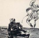 paintings Mario Sironi