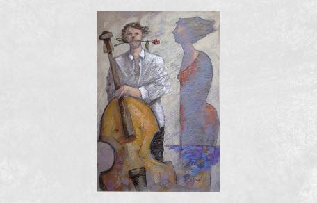 <br /><br />Musicista innamorato<br /><br /><em>Giampaolo Talani</em>