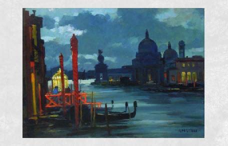 <br /><br />Laguna (Venezia)<br /><br /><em>Renato Natali</em>