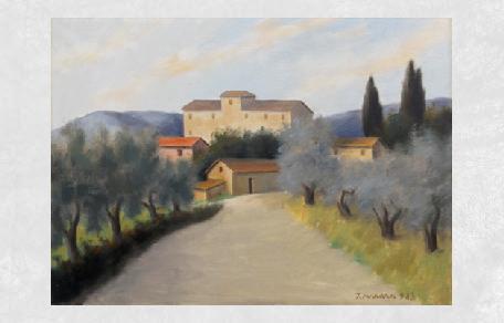 <br /><br />Paesaggio<br /><br /><em>Nino Tirinnanzi</em>