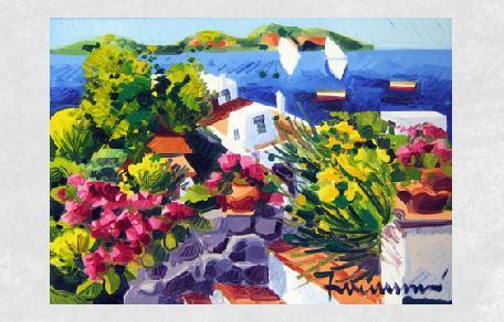 <br /><br />Ginestre a Santorini<br /><br /><em>Athos Faccincani</em>