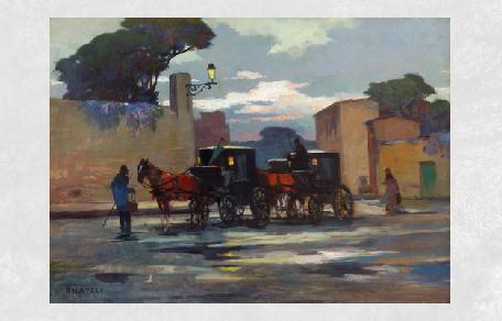 <br /><br />Carrozze<br /><br /><em>Renato Natali</em>