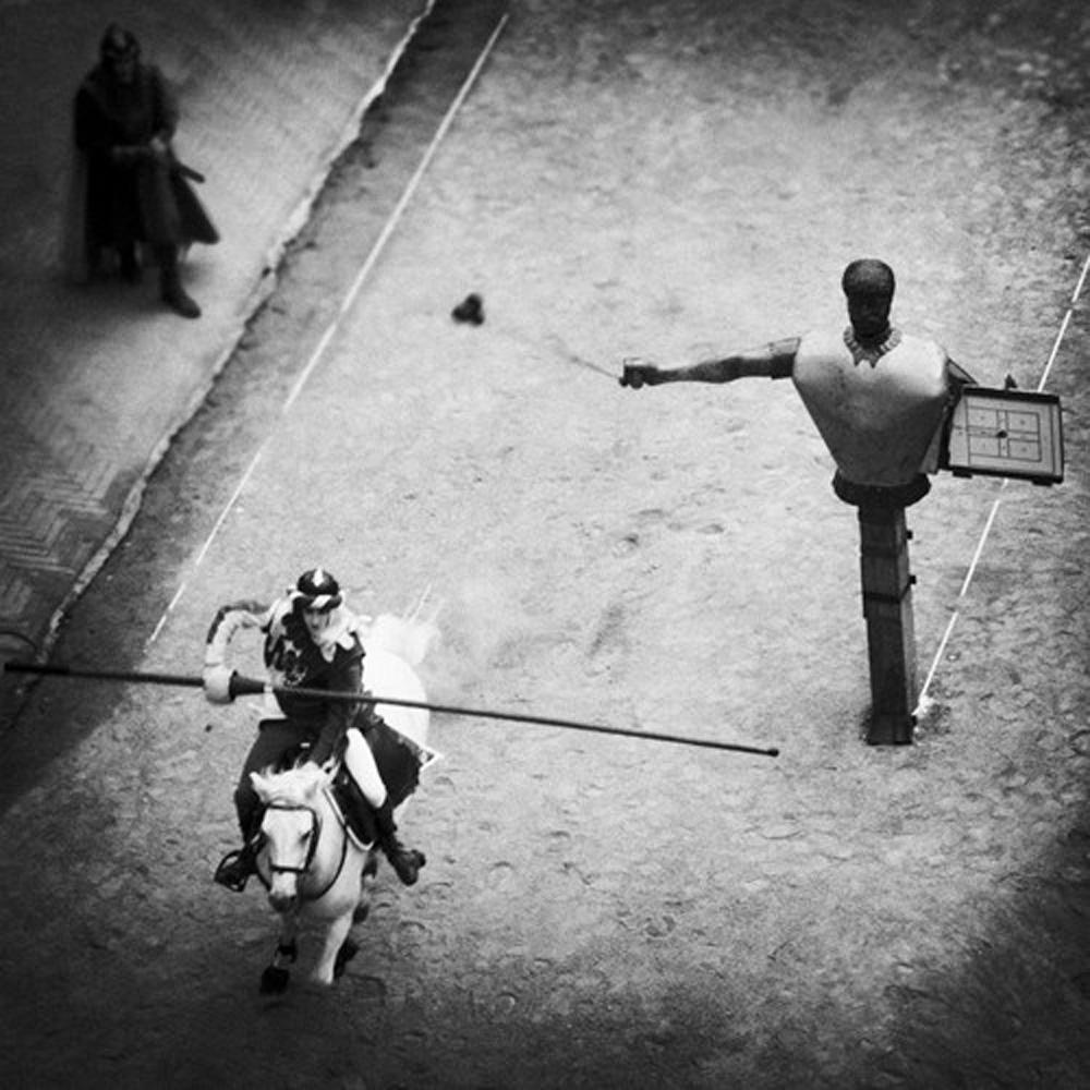 Arezzo&Fotografia - E vidi correr Giostra