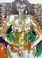 Silvio Loffredo - Nudo di donna
