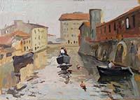 Work of Basso Ragni  Livorno - quartiere Venezia