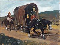 Work of Basso Ragni  Carovana