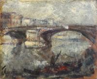 Work of Emanuele Cappello  Ponte Santa Trinita a Firenze